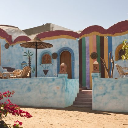 """Hotel at Nubian village, Egyptsee similar photos in:"""